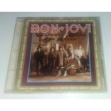 Cd Vídeo Bon Jovi   Wanted Dead Or Alive [frete Grátis]